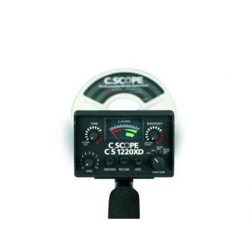 Detector de metales CScope CS1220XD