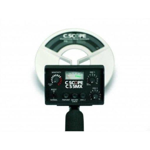 Detector de metales CScope CS5MX