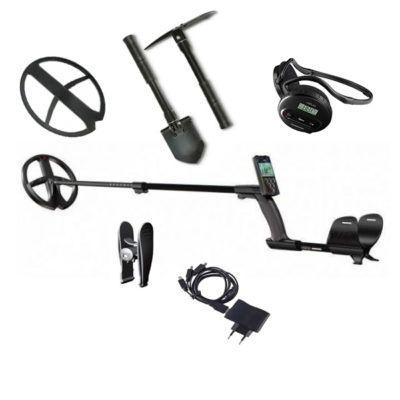 Detector de metales XP DEUS LITE 22 con auricular