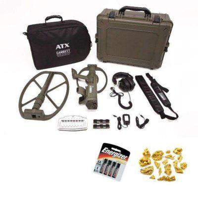 Detector de metales Garrett ATX Deepseeker Package