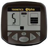 Detector de metales Teknetics Alpha 2000