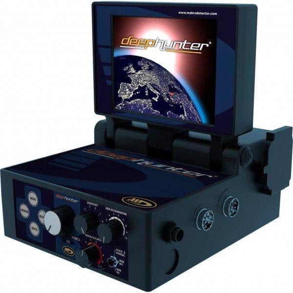 Detector de metales Makro Detector Deephunter - PRO Package
