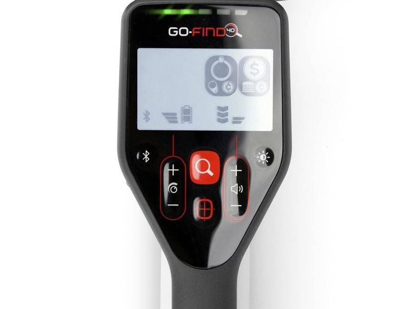 Detector de metales Minelab Go Find 40