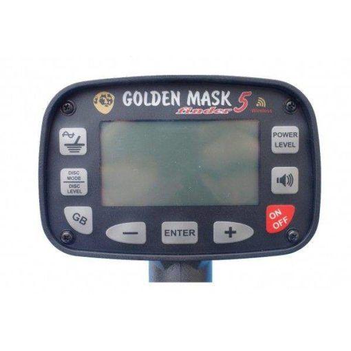 Detector de metales Golden Mask Finder 5