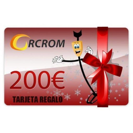 Tarjeta Regalo 200€