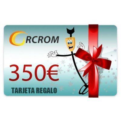 Tarjeta Regalo 350€