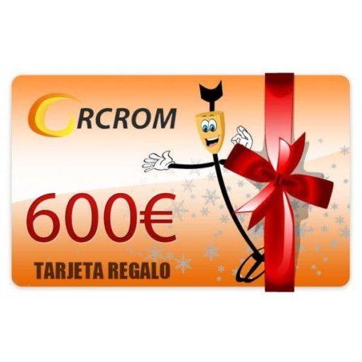 Tarjeta Regalo 600€