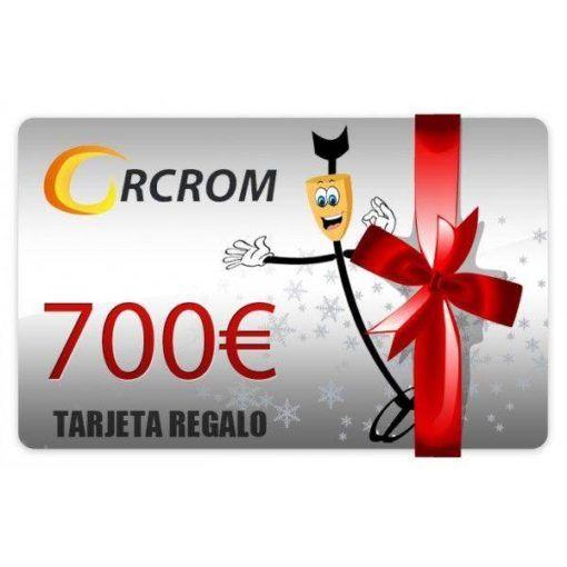 Tarjeta Regalo 700€
