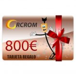 Tarjeta Regalo 800€