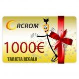 Tarjeta Regalo 1000€