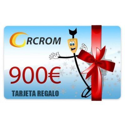 Tarjeta Regalo 900€