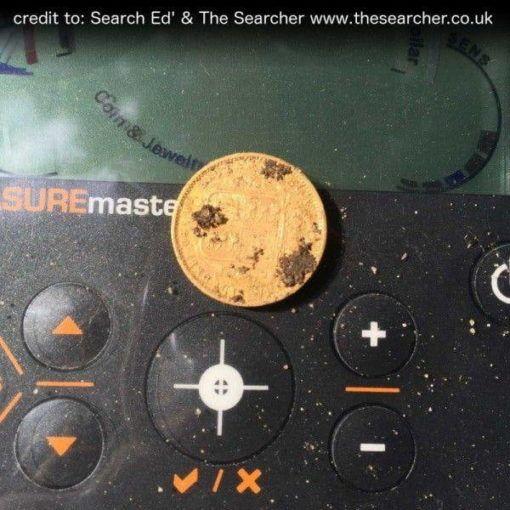 Detector de metales White's Treasure Master