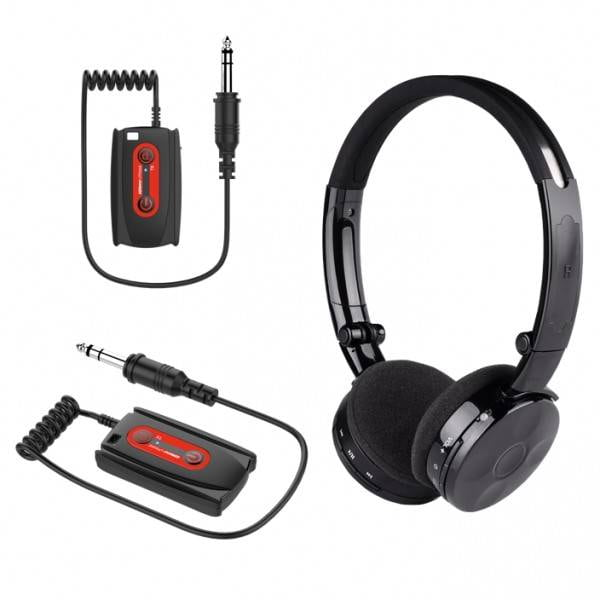 Auriculares Inalámbricos Deteknix WireFree W6