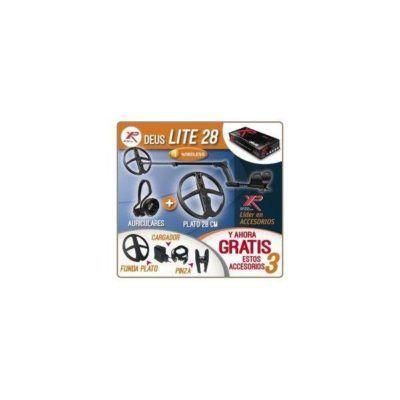 Detector de metales XP DEUS LITE 28
