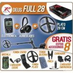 Detector de metales XP DEUS FULL 28