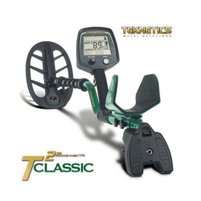 Detector de metales Teknetics T2 Classic Verde (1)