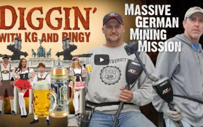 Diggin with KG & RINGY – Episodio 1