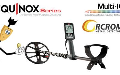 Nuevos Minelab Equinox 600 & 800