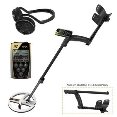 Detector de metales XP ORX 22 WS Inalambrico