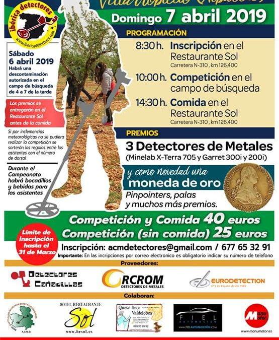 ¡Encantados de haber colaborado en la concentración de detectoristas de Ibérica Detectores!